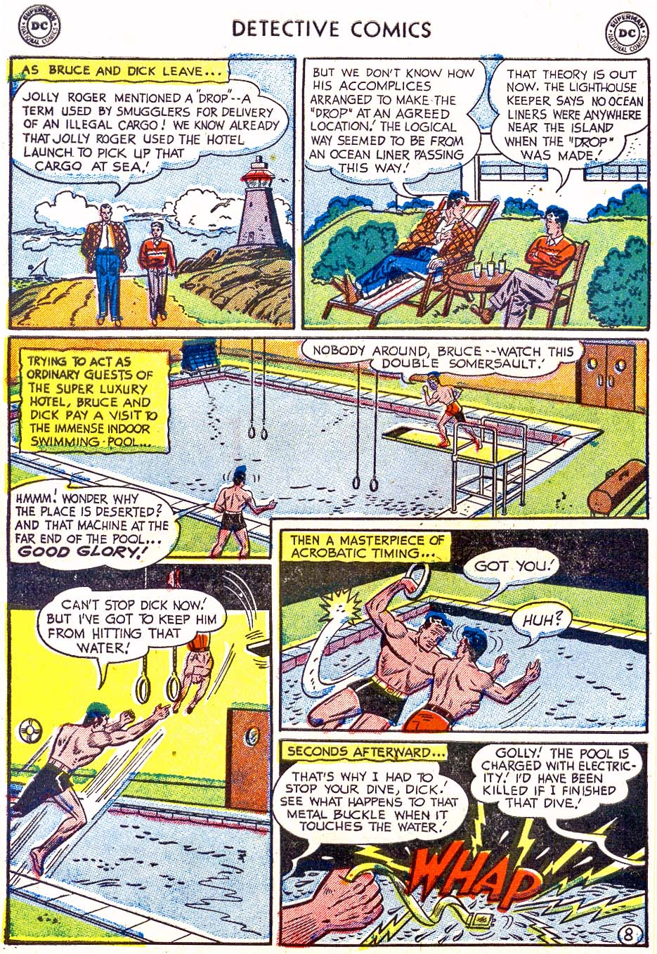 Detective Comics (1937) 202 Page 9