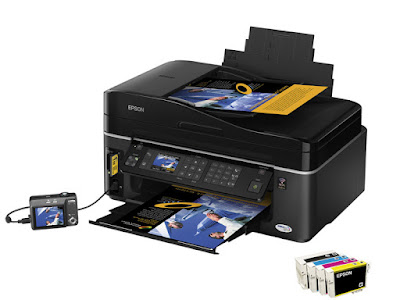Epson Stylus Office BX600FW Printer Driver Download