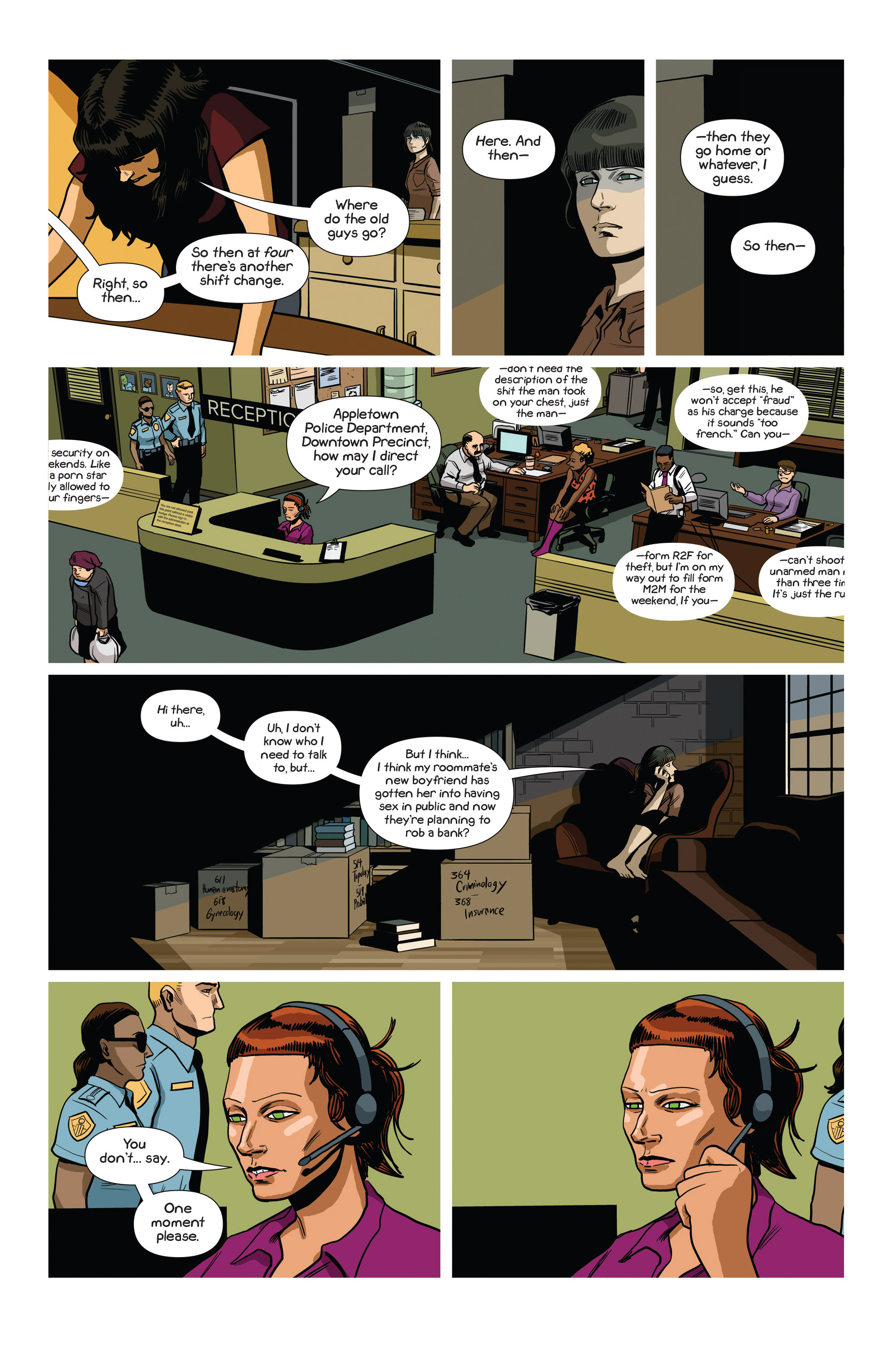 Read online Sex Criminals comic -  Issue # _TPB 1 - 98
