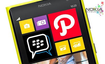 BBM Untuk Windows Phone