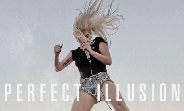 Livestream Escucha el estreno de Perfect Illusion en vivo por la radio