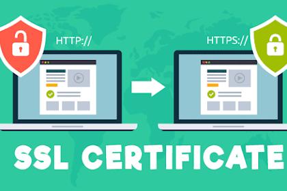 8 Fungsi SSL Certificate dan Cara Kerja SSL Certificate (LENGKAP)