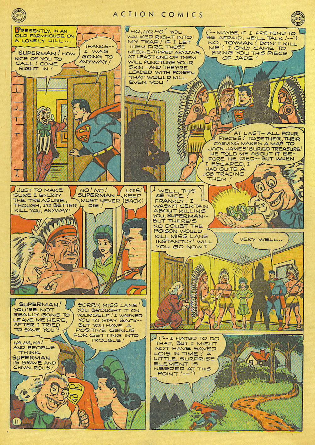 Action Comics (1938) 85 Page 12