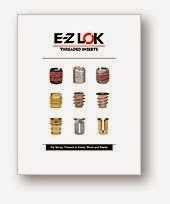 E-Z LOK Threaded Inserts: Hex Drive Inserts for Soft Wood
