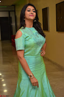 Pooja Jhaveri in Beautiful Green Dress at Kalamandir Foundation 7th anniversary Celebrations ~  Actress Galleries 056.JPG
