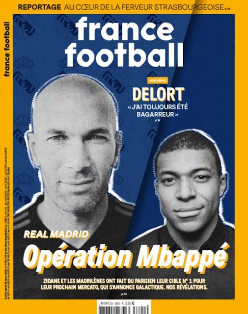 Operación Mbappé: El Madrid lo ficharía por 280 Millones