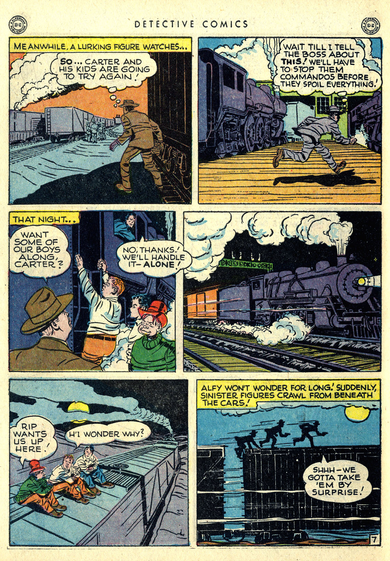 Read online Detective Comics (1937) comic -  Issue #121 - 44