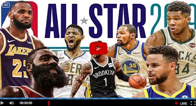 nba all star 2019 stream free