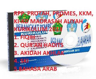 Contoh RPP SKI MA Kelas XII Kurikulum 2013 Update 2017, Download RPP SKI MA Kelas XII Kurikulum 2013 Update 2017