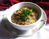 Lentil Minestrone with Swiss Chard and Arborio Rice