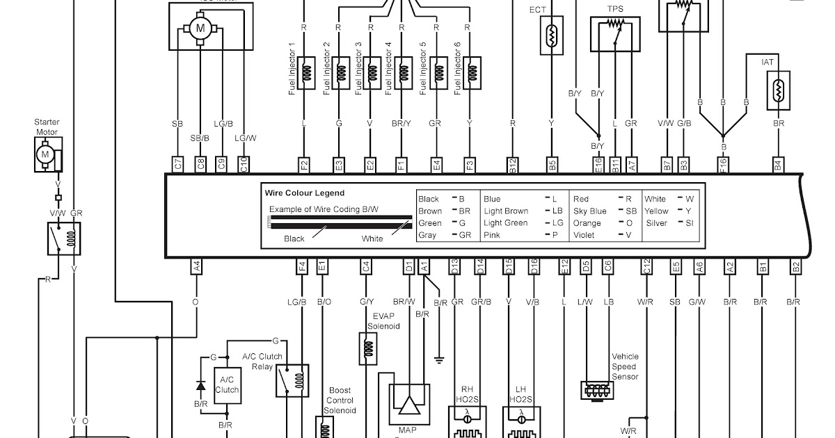 wiring diagrams central locking
