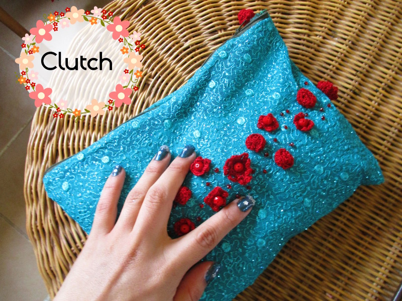 Cómo hacer un bolso de mano de tela