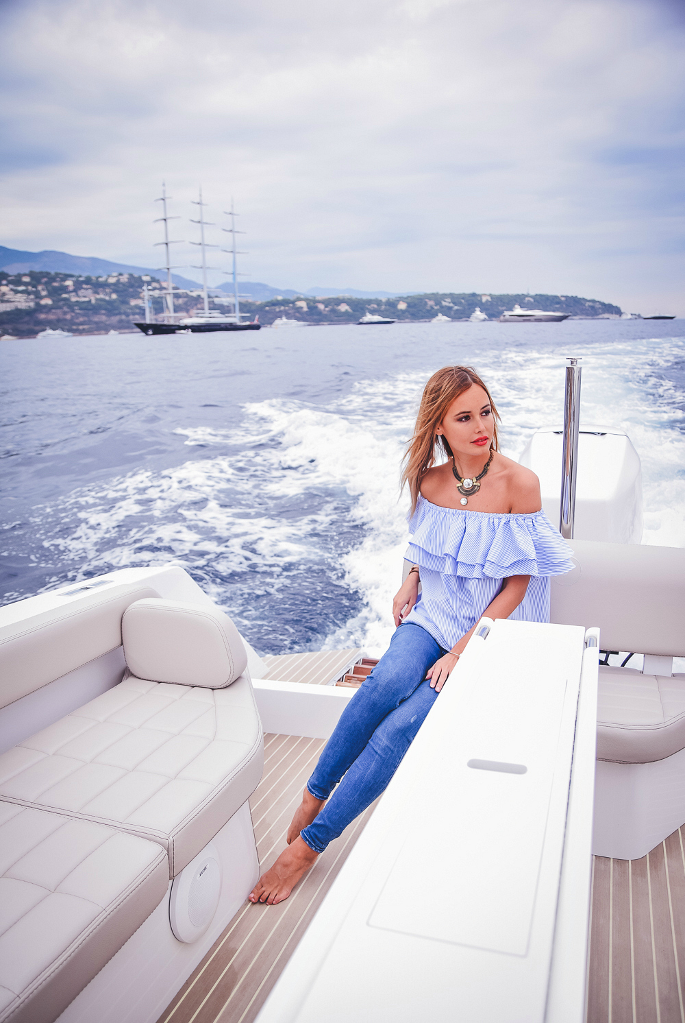 back at monaco yacht show | the mandarine girl | bloglovin'