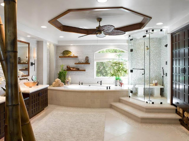 Mediterranean Bathroom Design Ideas With Modern Touch