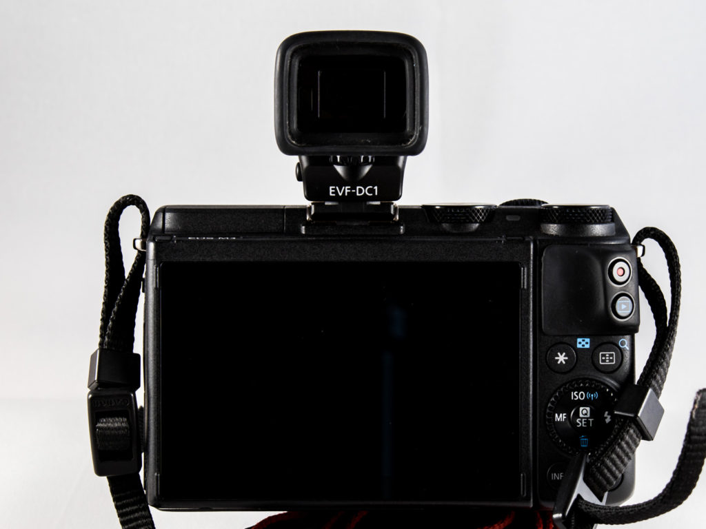 Viewfinder Canon EOS M3