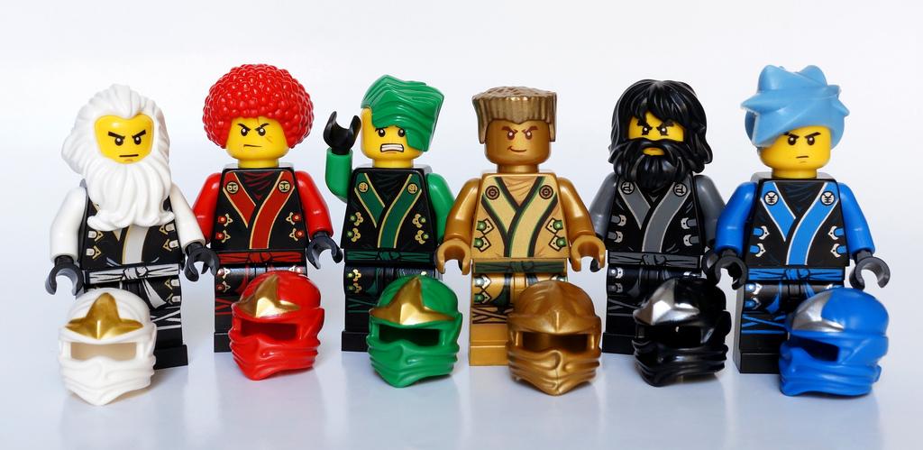 Lego Ninjago Ninja Minifigure For Collectors Build Your Army