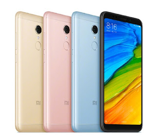 Xiaomi Redmi Note 5 with  Snapdragon 625, 12MP Rear Camera launched in India