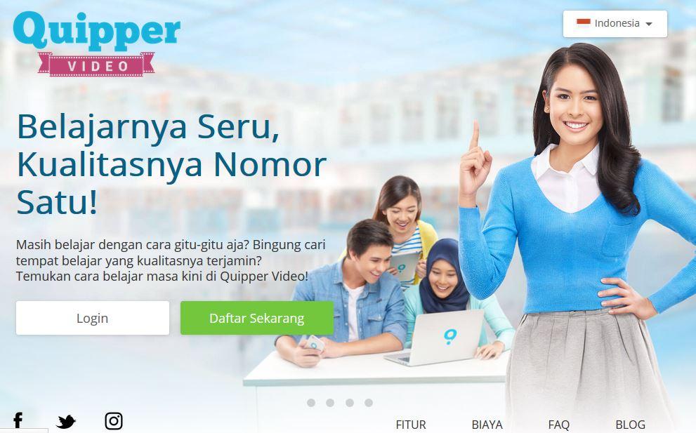 Quipper video belajar seru kualitas nomor satu quipper video stopboris Image collections