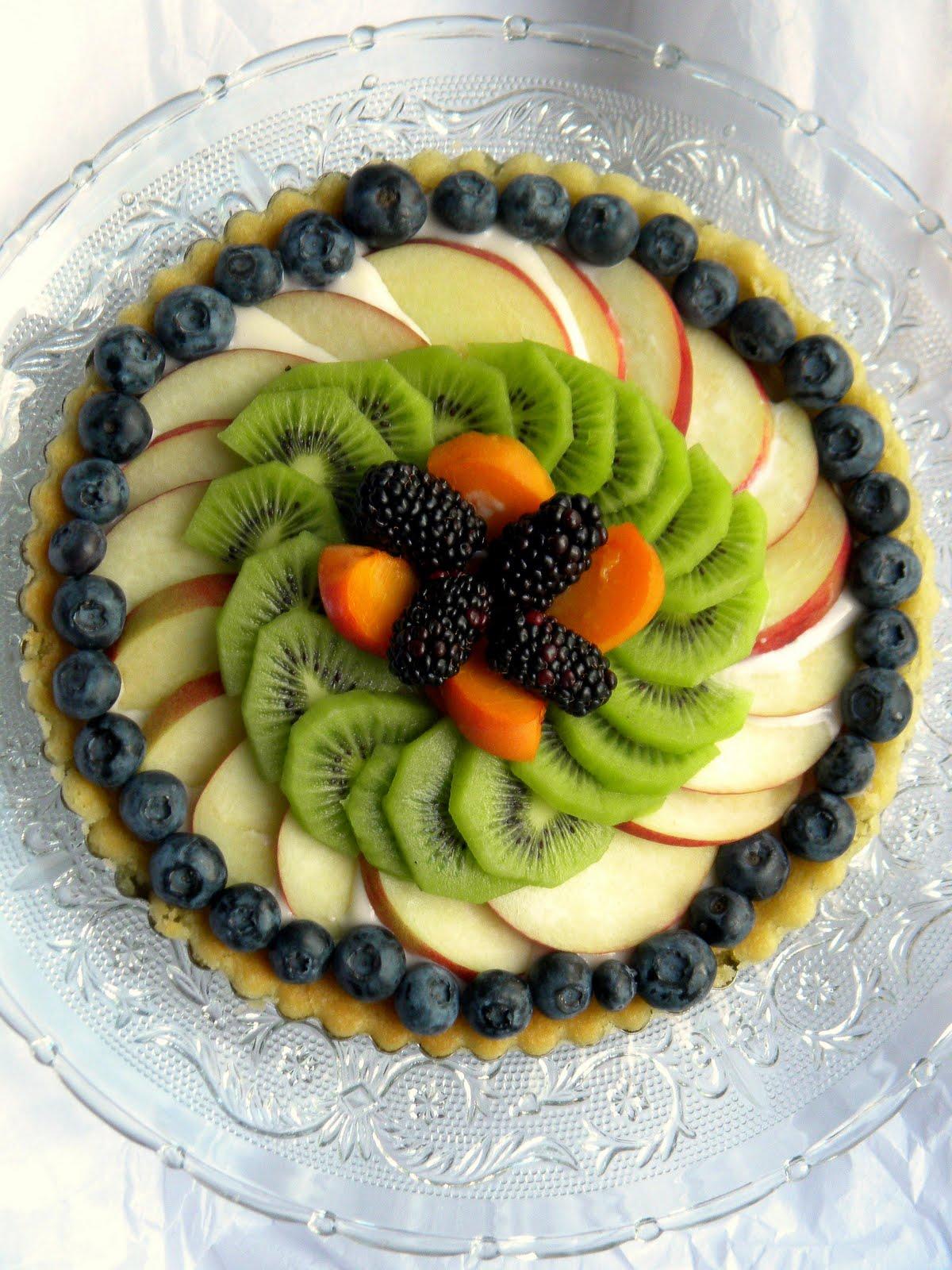 v g talien tarte aux fruits frais the vegan french fresh. Black Bedroom Furniture Sets. Home Design Ideas