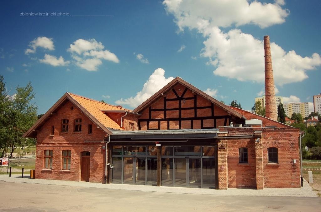Muzeum Nowoczesności, tartak Raphaelsohnów w Olsztynie