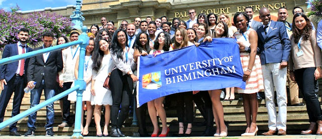 University of Birmingham International Students Scholarship 2017 [Apply]