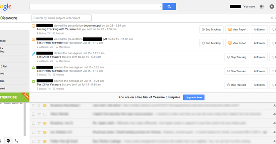 6 Chrome extensions to track your Gmail