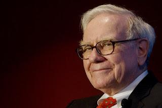 14 Buku Ispirasi Blogger dan Pengusaha Muda dari Miliarder Dunia - Warren Buffett