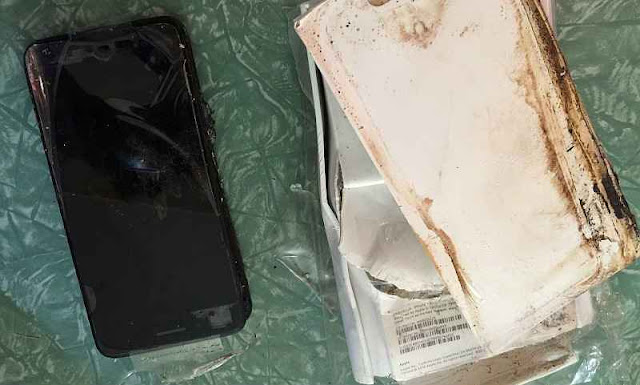 Heboh iPhone 7 Dikabarkan Meledak Saat Pengiriman