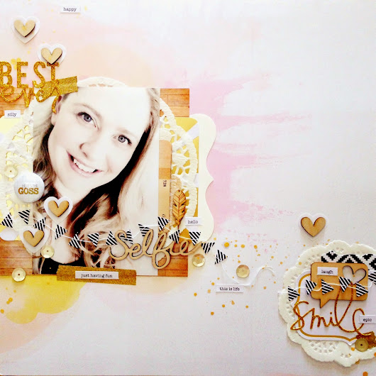 Scrapbooking with Flutterby Designs