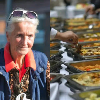 65-year-old Woman Has Been Attending Strangers' Funerals for 14 Years, to Eat Free Food | Weird news blog in Nigeria • Johnkingsblog