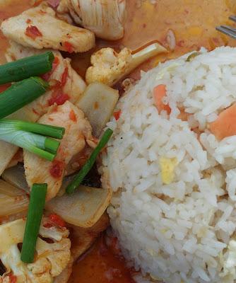 Resepi Nasi Goreng Paprik Ayam Ala Thai