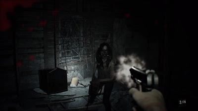 modos de juegos resident evil 7 biohazard teaser