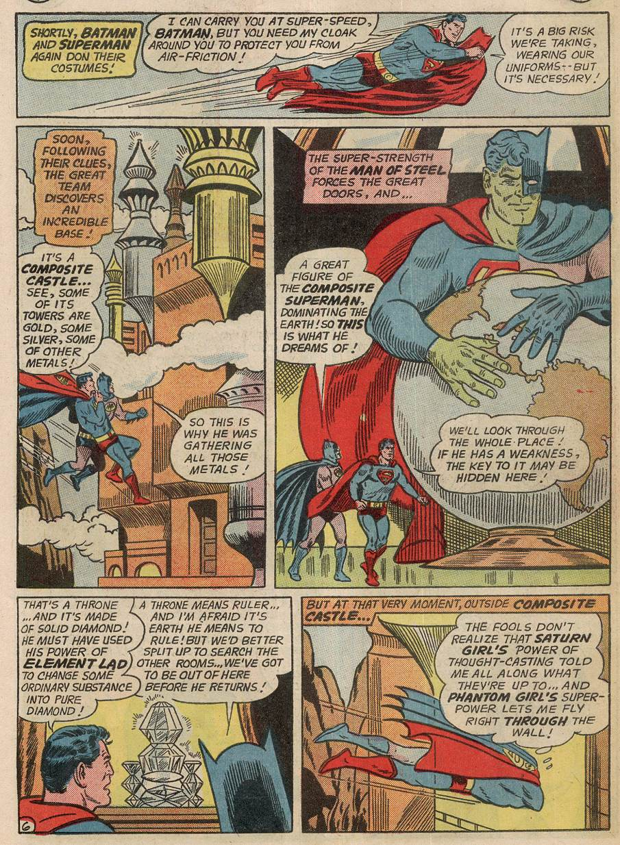 Read online World's Finest Comics comic -  Issue #142 - 18