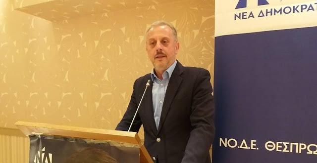 Αντώνης Μπέζας: «Καθαρή νίκη στις ευρωεκλογές και όσο το δυνατόν περισσότερες Περιφέρειες»