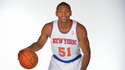 What Metta World Peace Brings To The Table For Knicks In 2013-2014