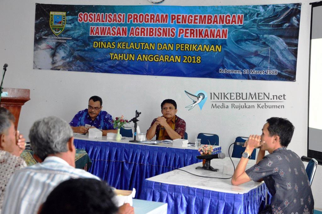 Kembangkan Agribisnis Perikanan, Pemkab Kebumen Siapkan Anggaran  Rp 3,4 Miliar