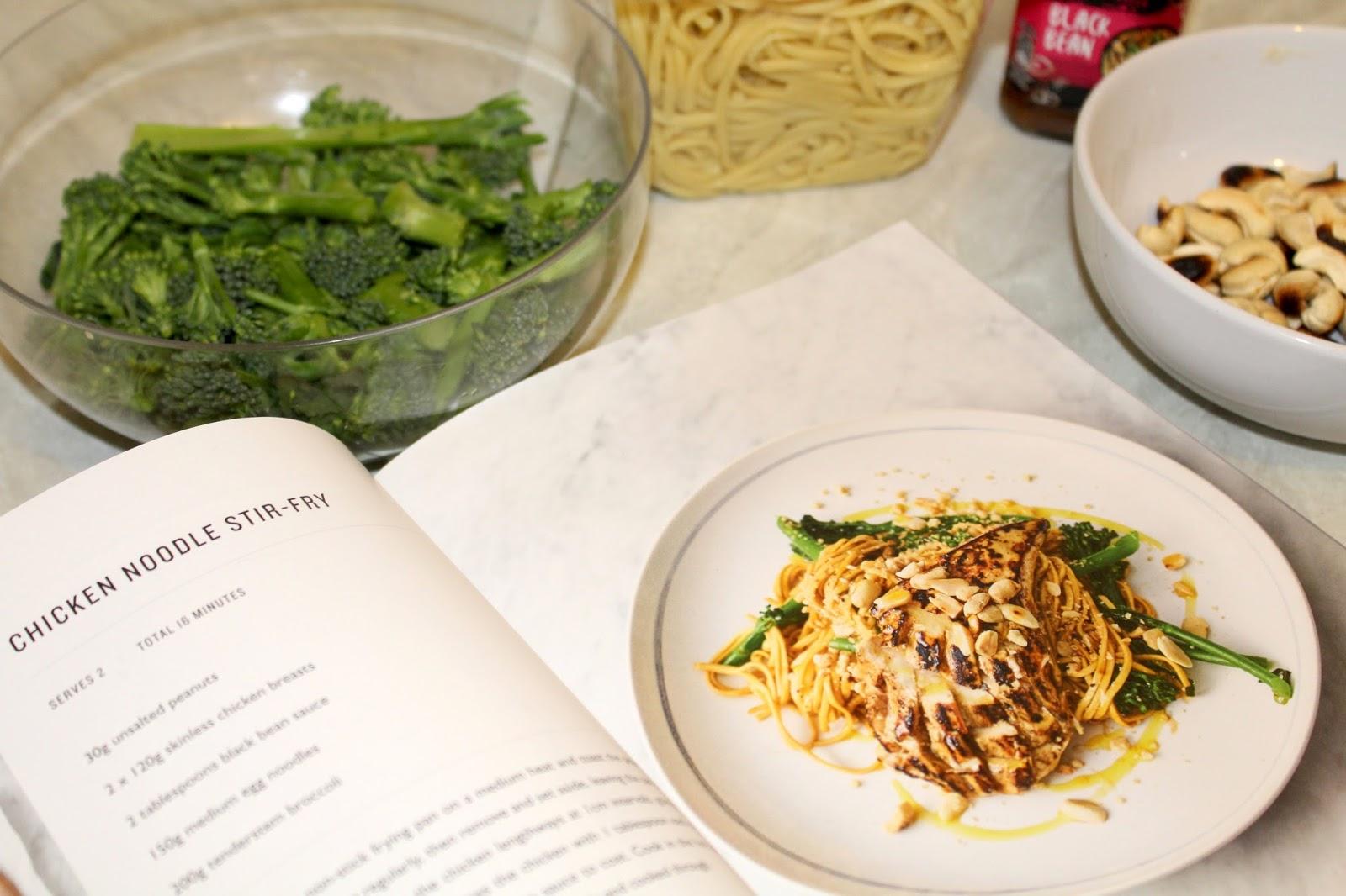 issybellefox jamie Oliver 5 Ingredients - Quick & Easy Food