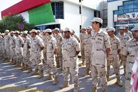 المدارس العسكرية بعد الشهادة الاعدادية