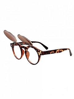 Okulary w stylu retro, vintage oprawki