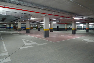 Parking en Las Fuentes (Zaragoza)