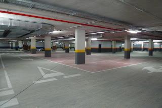 Parking en Las Fuentes (Zaragoza)