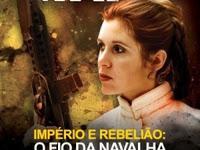 Resenha Star Wars: Império e Rebelião – O fio da navalha - Império e Rebelião # 1 - Martha Wells