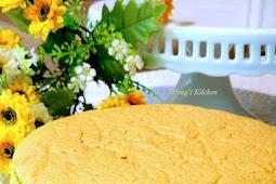 Pandan Cotton Cake