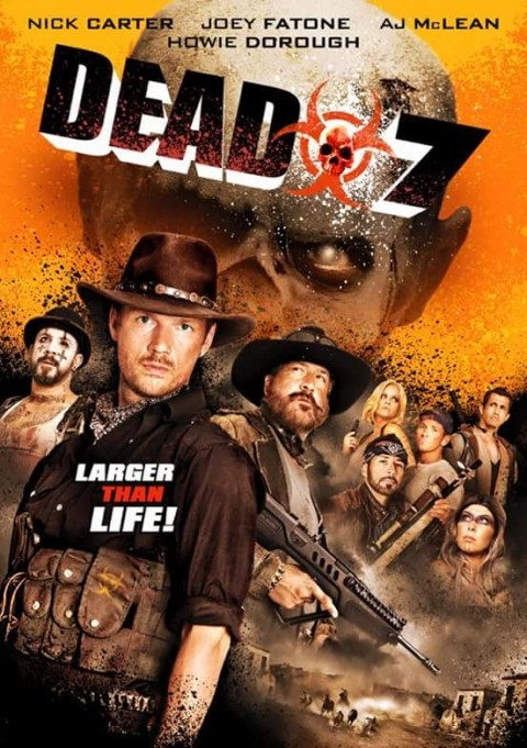 Baixar capa Dead 7 HDRip XviD & RMVB Legendado Download