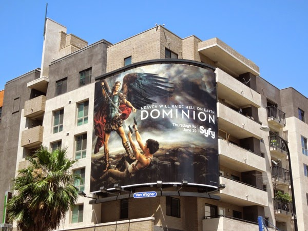 Dominion season 1 billboard