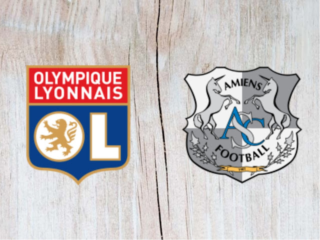 Watch Lyon vs Amiens - Highlights - 12 August 2018