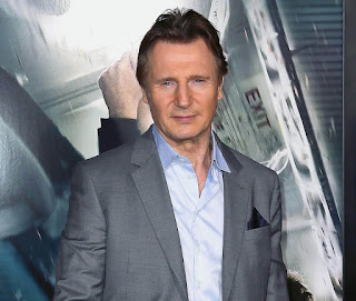 Liam Neeson tallest actors
