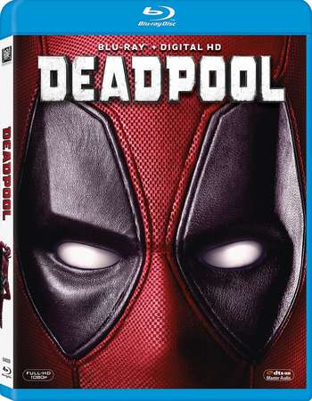 Poster Of Poster Of Deadpool 2016 English 300MB BRRip 480p ESubs Free Download Watch Online Worldfree4u