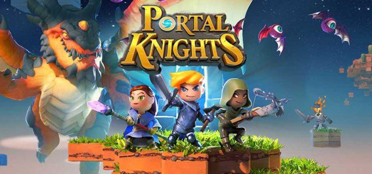 Portal Knights v1.5.2 Apk Mod+Data