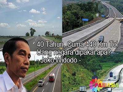 Dalam Era Jokowi Sepanjang 258 Km Jalan Baru di ke-5 Wilayah Perbatasan Telah Dibangun